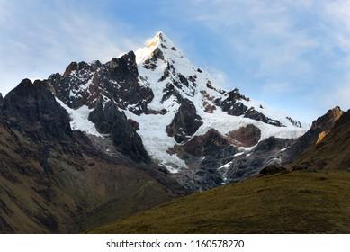 Salkantay Pass Peru