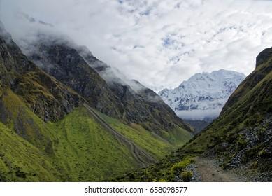 Salkantay Trekking to Machu Pichu Peru