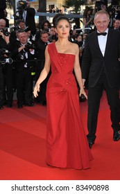 """Salma Hayek at the premiere screening of """"Wall Street: Money Never Sleeps"""" at the 63rd Festival de Cannes. May 14, 2010  Cannes, France Picture: Paul Smith / Featureflash"""