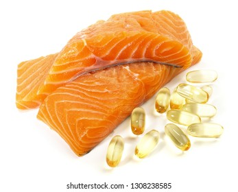 Salmon - Fish Fillet Omega 3