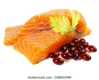 Salmon - Fish Fillet Omega 3