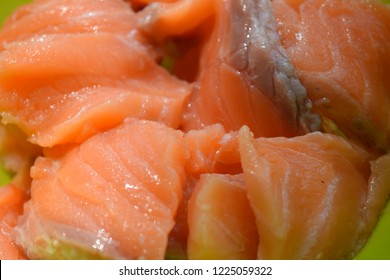 Salmon Orange Full Screen