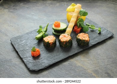 salmon trout starter