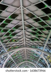 Saloma link Kuala Lumpur. New tourist attraction in Kuala Lumpur. This picture was taken inside the Saloma link