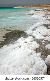 Salt of the dead sea