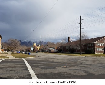 Salt Lake City Utah Streets