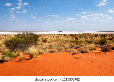 Salt Lake, near Mount Conner Lookout, Petermann, Northern Territory, Australia