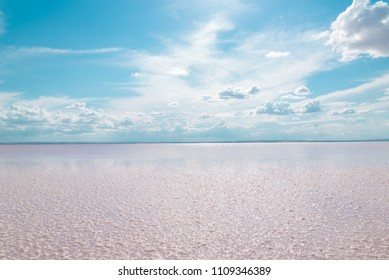 Salt Lake (Turkish: Tuz Golu ) is the second largest lake in Turkey.