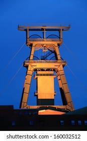 Salt Mineing Conveyor Shaft
