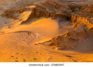 Salt Mountain Range (Cordillera de la Sal), San Pedro de Atacama (Chile)