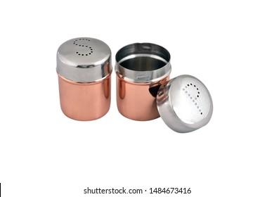 Salt & Pepper Shakers different