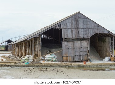 Salt storage warehouse with blue sky background in Thailand. & Salt Storage Shed Images Stock Photos u0026 Vectors | Shutterstock