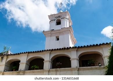 Salta/Salta/Argentina - 11/01/2019: Cabildo History of Salta