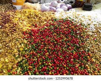 Salty Snacks Shop In Sonepur Mela