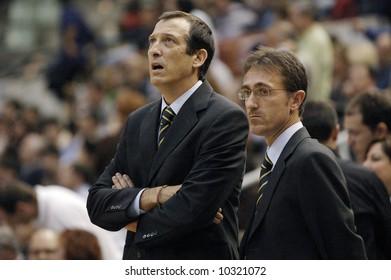 Salva Maldonado coach