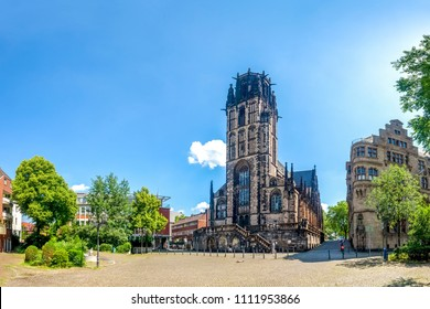 Salvator Church, Duisburg, Germany