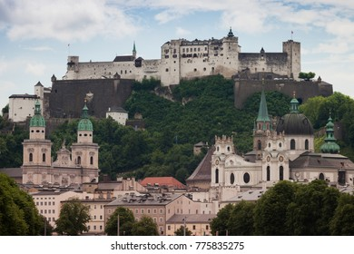 Salzburg is the fourth-largest city in Austria and the capital of the federal state of Salzburg.