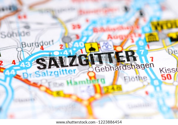 Salzgitter Germany On Map Stock Photo (Edit Now) 1223886454 on japan on map, ireland on map, spain on map, italy on map, deutschland on map, egypt on map, denmark on map, greece on map, belgium on map, north korea map, south korea map, volga river on map, united kingdom on map, korean peninsula on map, britain on map, afghanistan on map, easter island on map, illinois on map, iran on map, switzerland on map,