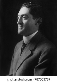 Sam H. Harris, Broadway producer from 1903-1930s, partnered with George M. Cohan and Irving Berlin. Actor Richard Whorf portrayed Harris in YANKEE DOODLE DANDY, 1942