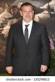 Sam Raimi arriving for the UK Premiere of 'Oz, The Great And The Powerful', Empire Leicester Square, London. 28/02/2013 Picture by: Alexandra Glen