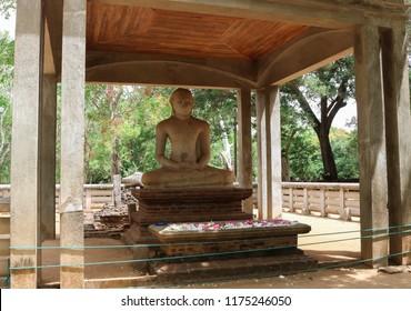 Samadhi Buddha Statue, Anuradhapura, Sri lanka