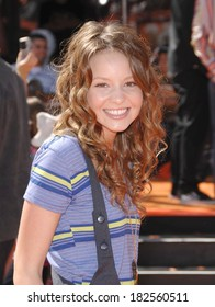 Samantha Droke at Premiere of HORTON HEARS A WHO!, Mann's Village Theatre in Westwood, Los Angeles, CA, March 08, 2008