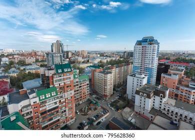the Samara city