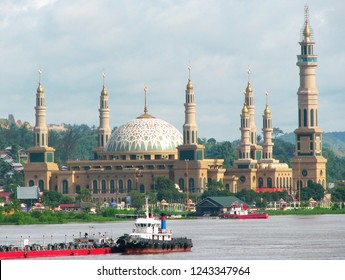 Indonesia Mosque Images Stock Photos Vectors Shutterstock