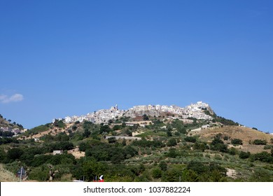 Sambuca di Siclia - old sicilian town. Sicily. Italy