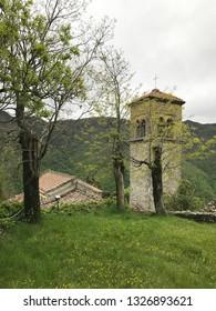Sambuca Pistoiese castle