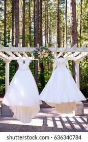 Same Sex Wedding Dresses