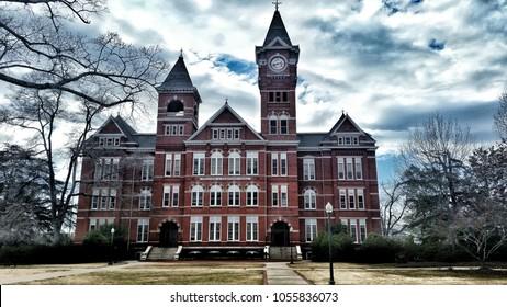 Samford Hall- Auburn University