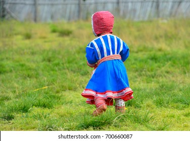 Sami child