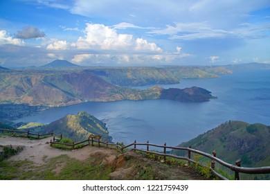 Samosir Island and Lake Toba a fascinating beauty in North Sumatra