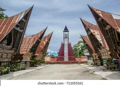 Samosir village - Sumatra - Indonesia