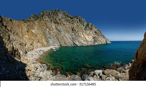 samothraki beach