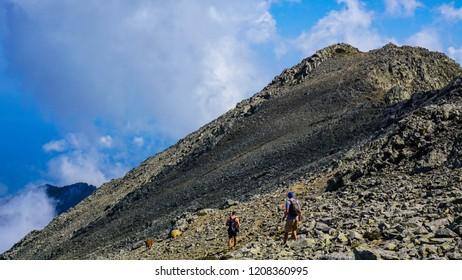 Samothraki Island - Fengari summit