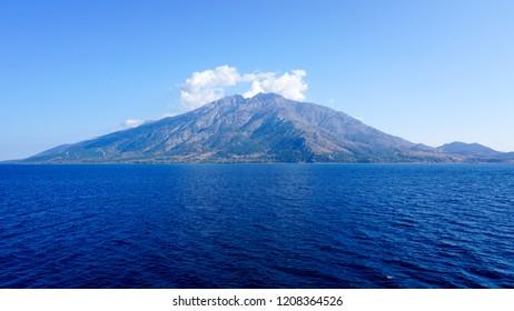 Samothraki Island overview