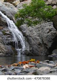 Samothraki waterfalls / vathres