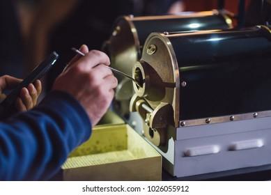 Imágenes, fotos de stock y vectores sobre Sample Roaster | Shutterstock