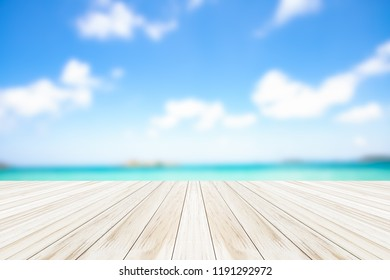 Samsan Islands National Park, Thailand/Summer sea Beautiful of the white  tropical beach.Emerald green of the sea and bright blue sky background.