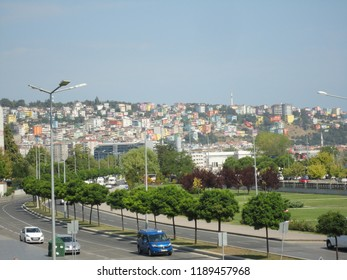 Samsun, Turkey. General View of Samsun: Everyone should visit and see