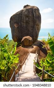 samui over stone