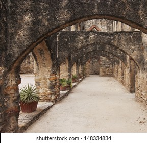 San Antonio Missions National Historical Park, Texas/Missions/Four Spanish missions in ruin, are now under the protections of the National Park Service. Concepcion, San Jose, San Juan,  San Francisco