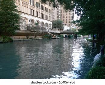 San Antonio Texas waterway
