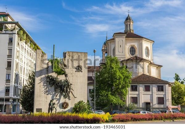 San Bernardino alle Ossa, a church in Milan