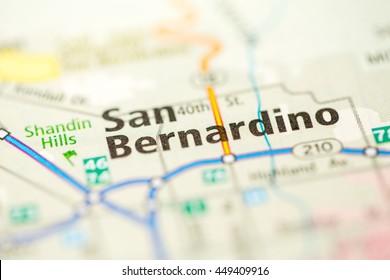 San Bernardino. California. USA