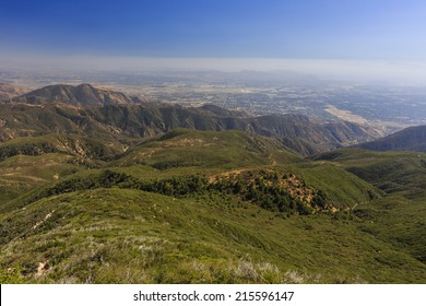 San bernardino from the top