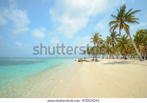 The San Blas Islands in Panama