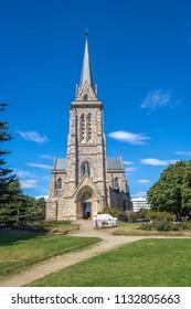 San Carlos de Bariloche Cathedral - Catedral Nuestra Senora del Nahuel Huapi - Bariloche, Patagonia, Argentina